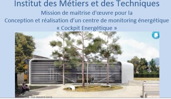 Réalisation d'un doublet géothermique, un débit de 7m3/h pour une PAC réversible.